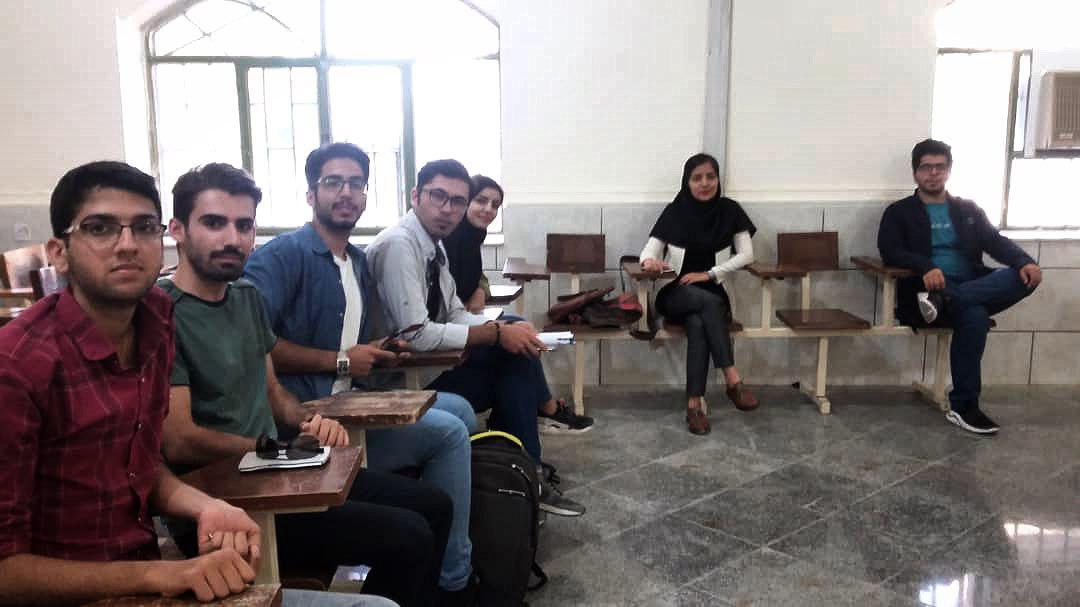 دومین نشست دانشجویی باشگاه کتاب در مرکز